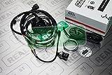 Innovate Motorsports 3913 MTX-D Oil Pressure/Tempgauge Kit Dual Function, 1 Pack