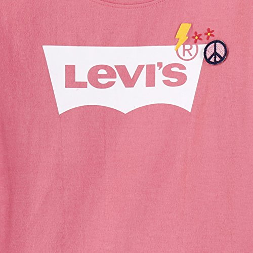 Levi's Cher Kids Tee chateau Ls Rose T Rose shirt Fille vqvr6awt