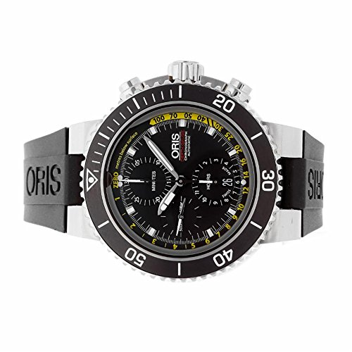 Oris-Aquis-automatic-self-wind-mens-Watch-774-7708-4154RS-Certified-Pre-owned