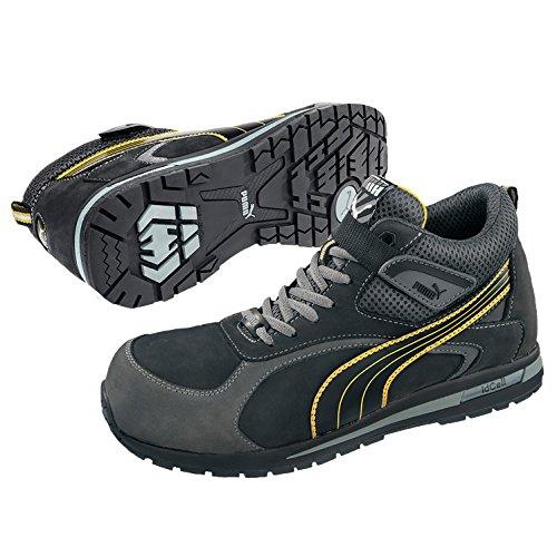 S3 Taille Chaussures Sécurité 40 Hro 40 Mid Flare Abus 633170 Src De AXRvx0n