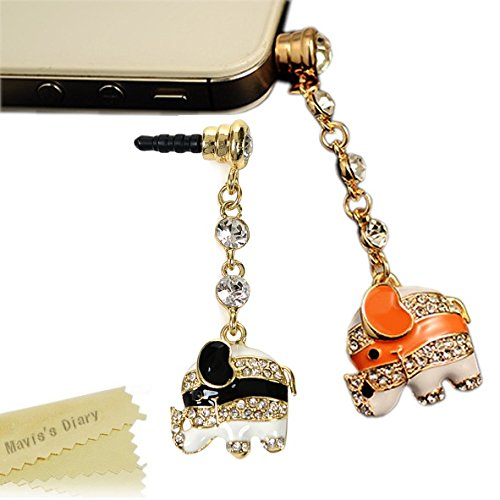 iphone ear plug charm - 5