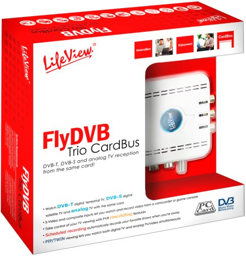 LIFEVIEW FLYDVB TRIO TV TUNER WINDOWS 8 DRIVER