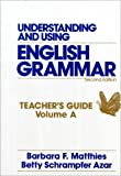 Understanding and Using English Grammar, Azar, Betty Schrampfer and Matthie, 0139439943