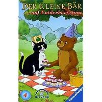 Der kleine Bär 4: Der kleine Bär auf Entdeckungstour [VHS]