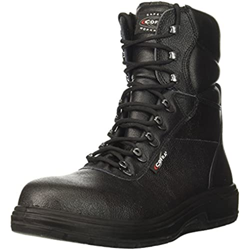 COFRA Heat Defender Leather Work Boots