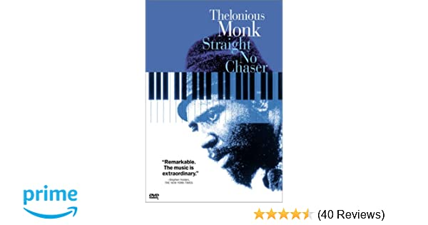 Amazon com: Thelonious Monk - Straight No Chaser: Clint Eastwood