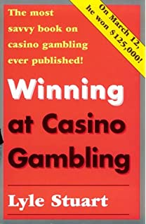 Casino gambling book harrahs casino ceasars
