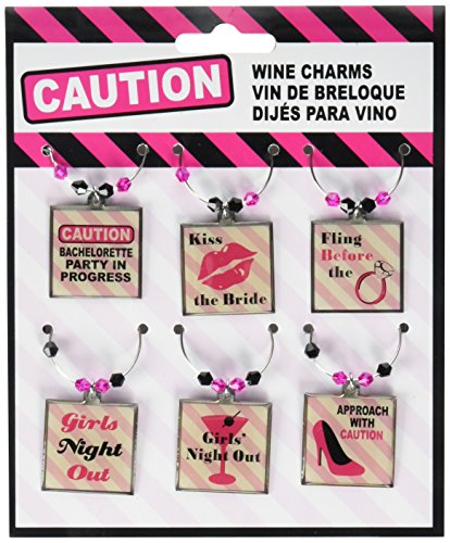 Lillian Rose Bachelorette Party Charms product image