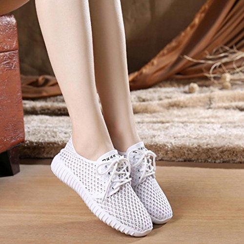 e Camminare da da Sneaker Casual comode Donna Donna Scarpe Scarpe Scarpe Luo C Donna Corsa Estive Traspirante Scarpe Zeppa Ginnastica Leggero da Donna Sneaker per Beauty SHxq6C