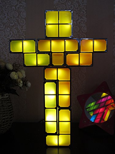 Tetris Light Lamp - 6