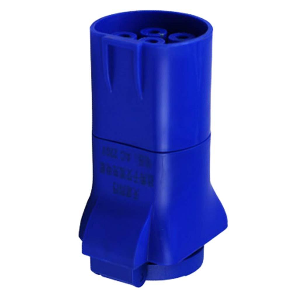 Gazechimp RV Camper 10/16A External Flush Hook Up Waterproof Socket by Gazechimp