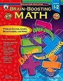 Brain-Boosting Math, Grades 1-2, Jillayne Prince Wallaker, 0887249329