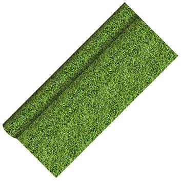 """5 Tischdecken Papier 120 cm x 180 cm /""""Football/"""" Fussball lackiert Party Rasen"""