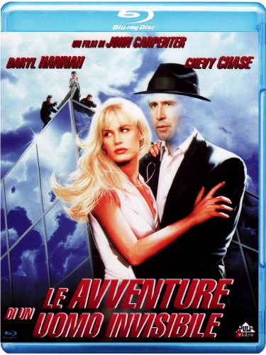 Memoirs of an Invisible Man ( 1992 ) ( Les aventures d'un homme invisible ) [ Blu-Ray, Reg.A/B/C Import - Italy ]