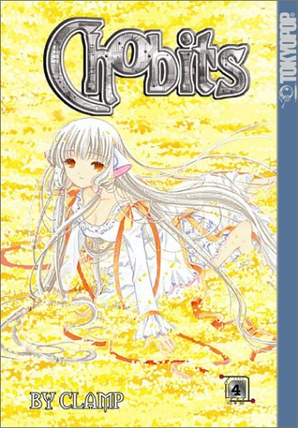 Chobits, Volume 4