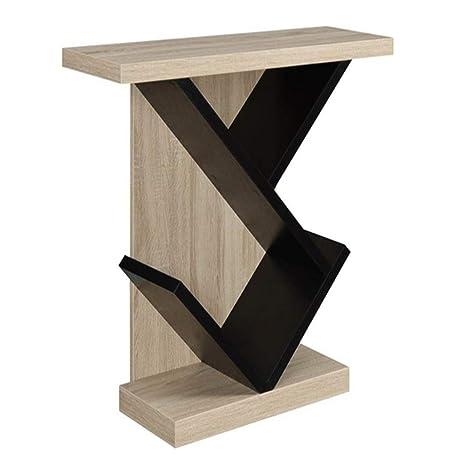 Amazon.com: Mesa de consola NAN Liang – Tiras minimalistas ...
