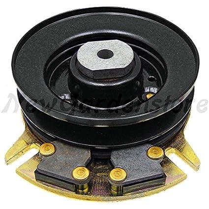 Embrague electromagnética Tractor cortacésped compatible ...