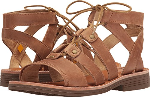 Caterpillar Women's Kobbi Gladiator Sandal,Tater Full Grain Leather,US 7.5 M