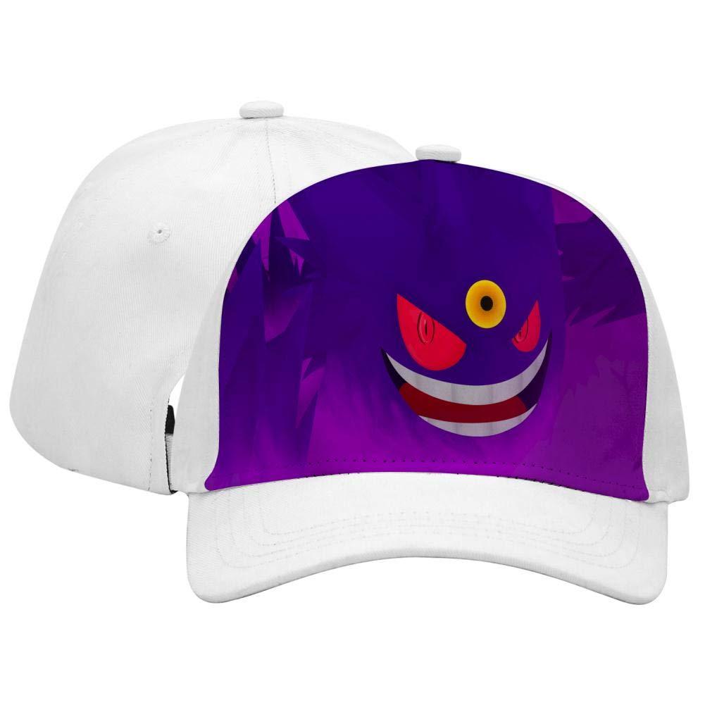 Goat Logo Classic Baseball Cap Adjustable Fits Men Women Plain Low Profile Black Hat