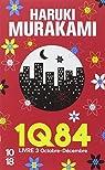 1Q84, Livre 3 : Octobre-Décembre par Murakami