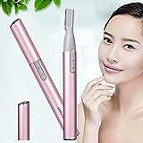 Scenstar Electric Women Eyebrow Trimmer Women Facial Trimmer...