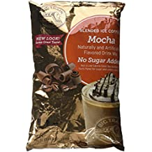 Big Train No Sugar Added Mocha 3.5 lb bulk