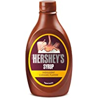 HERSHEY'S Caramel Syrup, 623 g