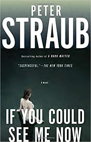 If You Could See Me Now by Peter Straub (2015-05-19)