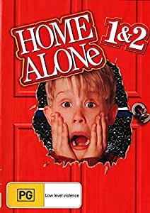 Home Alone 1 & 2 (DVD)