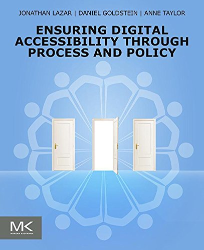 Download Ensuring Digital Accessibility through Process and Policy Pdf