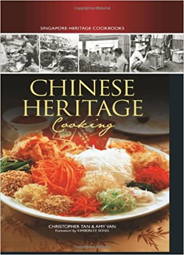 Chinese heritage cooking singapore heritage cooking christopher chinese heritage cooking singapore heritage cooking christopher tan amy van 9789814346443 amazon books forumfinder Choice Image