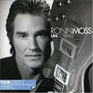 Uncovered by Ronn Moss: Ronn Moss: Amazon.es: Música