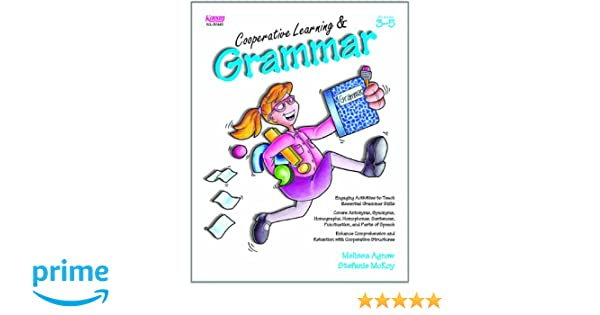 Workbook contraction worksheets for grade 3 : Amazon.com: Cooperative Learning & Grammar (9781933445113 ...
