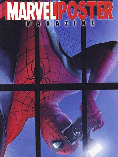 Marvel Poster Magazine #2 VF/NM ; Marvel comic book