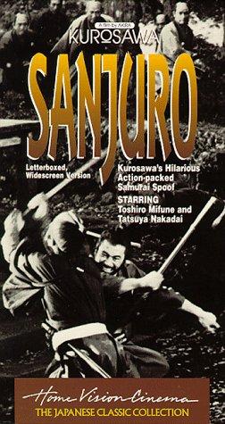 Sanjuro [VHS]