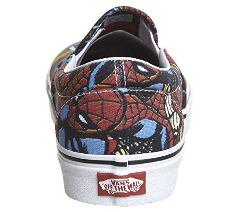 Vans Marvel Black Widow Slip-On Sneakers Black Spiderman Black Marvel discount geniue stockist 2014 unisex sale online cheap visit new big discount under $60 cheap price strmsNN