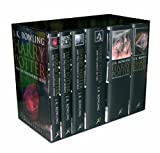 Front cover for the book Harry Potter Box Set (Books 1-6) by J. K. Rowling