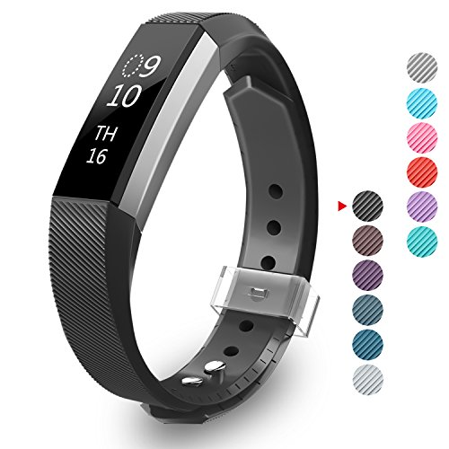 Greeninsync Fitbit Alta Bands and Fitbit Alta HR Bands, Newest Adjustable Sport Strap Replacement Bands for Fitbit Alta and Fitbit Alta HR Smartwatch Fitness Wristbands