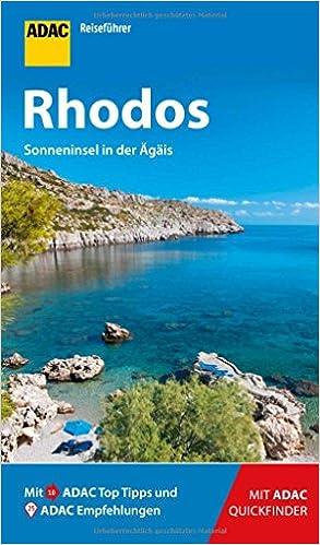 Adac Reisefuhrer Rhodos Der Kompakte Mit Den Adac Top Tipps Und Cleveren Klappkarten Amazon De Verigou Klio Bucher