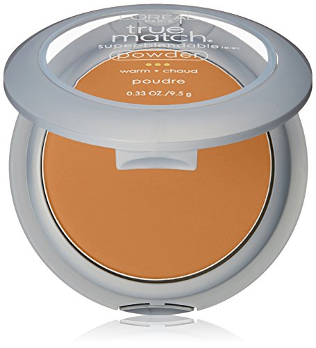 Paris Creme - L'Oréal Paris True Match Super-Blendable Powder, Creme Cafe, 0.33 oz.