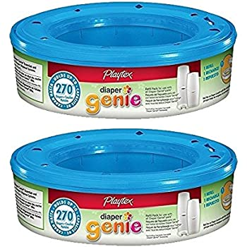 Amazon.com: Diaper Genie II Refills (Pack of 2): Beauty