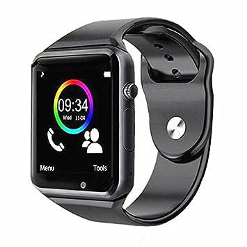Android Smartwatch Bluetooth con Tarjeta TF / SIM, Reloj ...