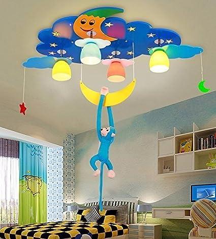 Amazon.com: LUHEN Lámpara de mesa LED lámpara de techo cama ...