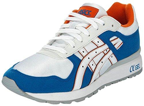 Zapatillas Unisex Adulto Blanco Asics de Azul GT II Running XEnwZqz