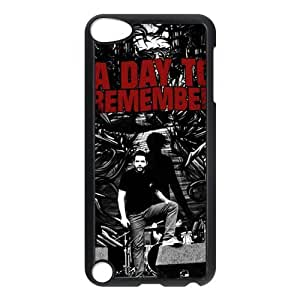 Merry Christmas Popular Rock Band ADTR A Day To Remember Ipod Touch 5th Case, Best Durable A Day To Remember Ipod 5 Case