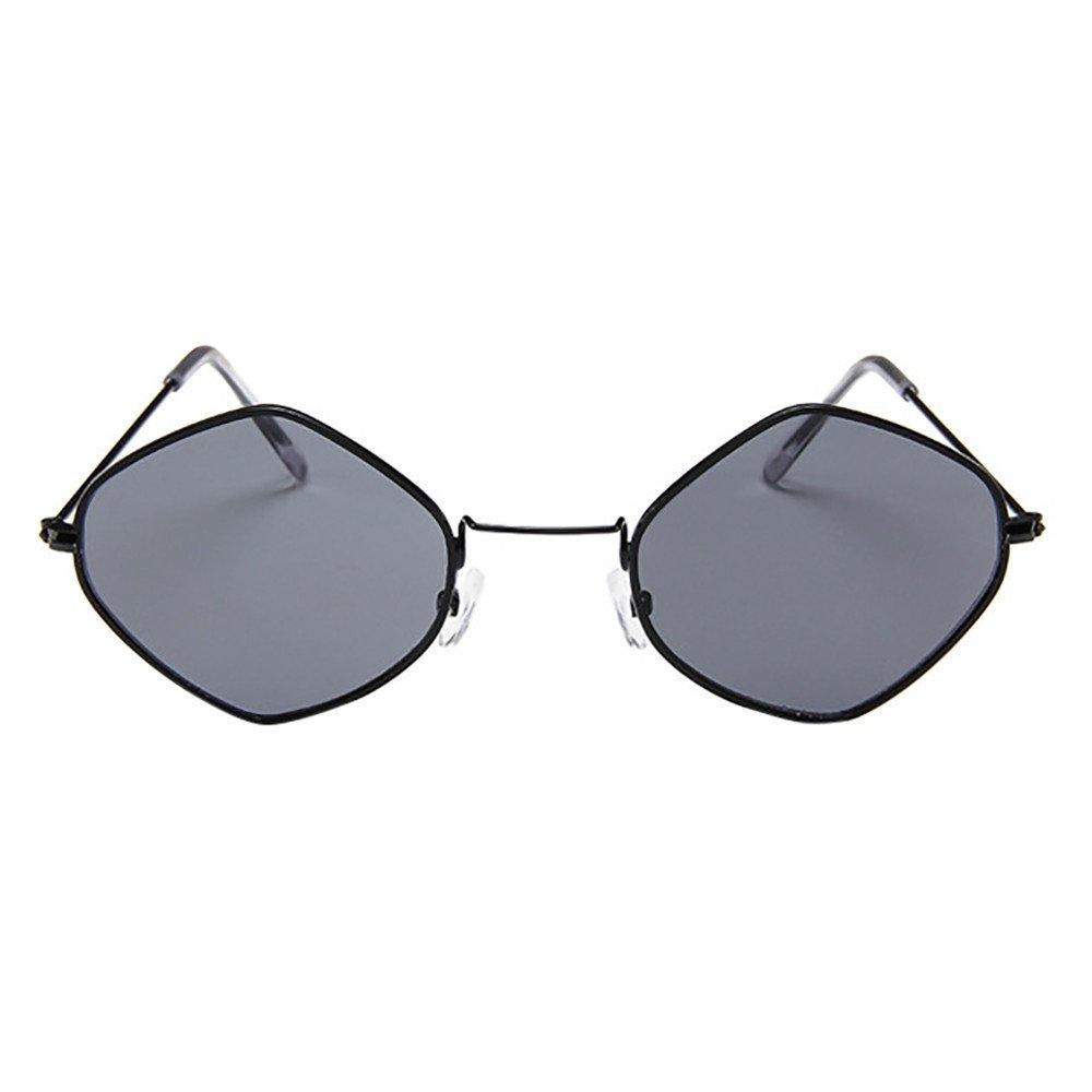 UKLoving womens sunglasses designer,Uv sunglasses Protection Vintage sunglasses Womens Retro Fashion Mirrored Lens Polarized Sunglasses Eye Glasses