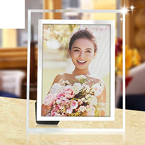 set up glass photo frame Creative photo frame for children A - Perspex Glasses Frames