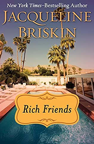 book cover of Rich Friends