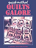 Quick Method Quilts Galore, Oxmoor House Staff, 0942237579