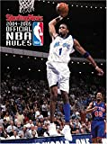 Offical Rules of the NBA, Sporting News, 0892047437